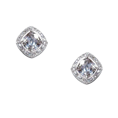 Ivory and Co Richmond Stud Earrings