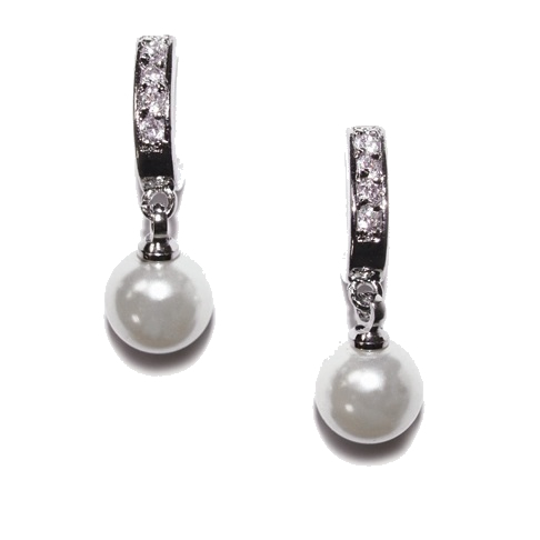 Ivory and Co Pearl Starlight Earrings
