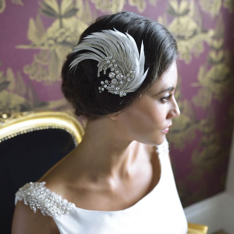 Ivory and Co Lana Bridal Clip
