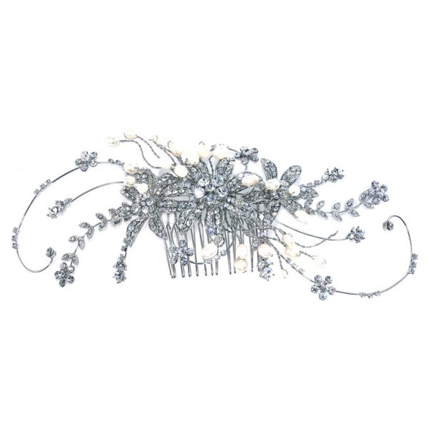 Ivory and Co Madeline Hair Comb