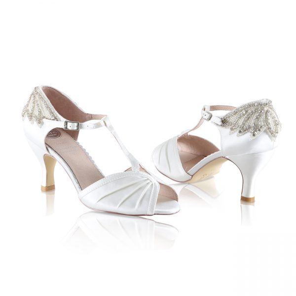 Perfect Bridal Jessie Shoes