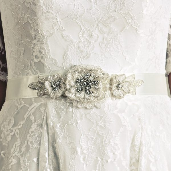 Joyce Jackson Dawlish Bridal Belt