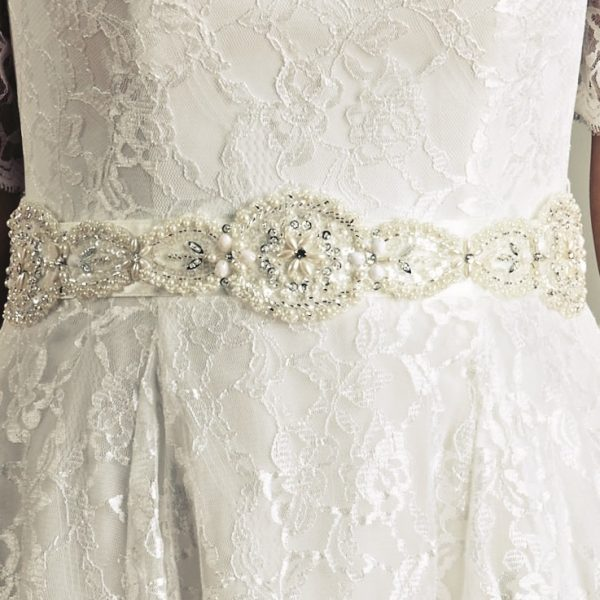 Joyce Jackson Seaton Bridal Belt