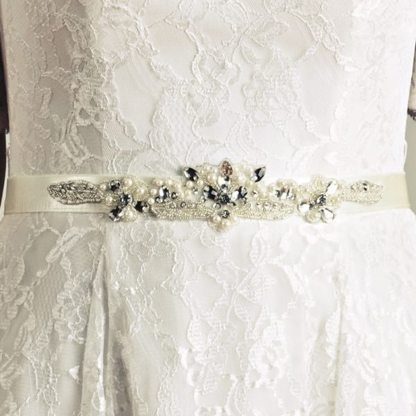 Joyce Jackson Sherford Bridal Belt