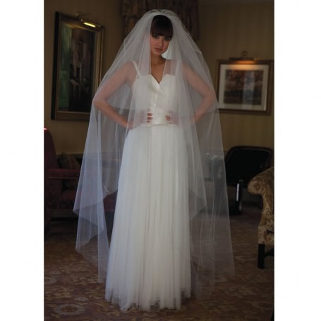 Joyce Jackson Cairo Wedding Veil