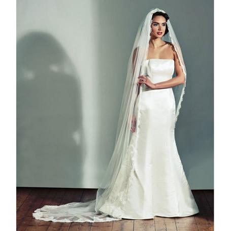 Joyce Jackson Cila Wedding Veil