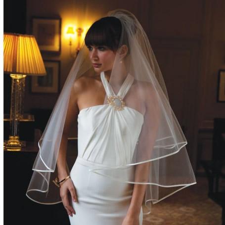 Joyce Jackson Grenada Wedding Veil