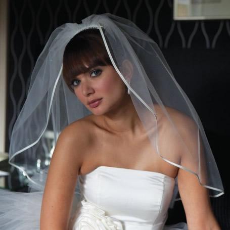 Joyce Jackson London Wedding Veil