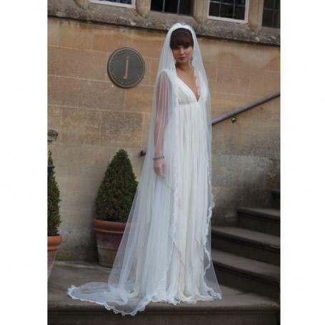 Joyce Jackson Orlando Wedding Veil