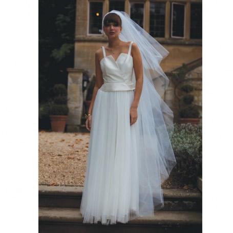 Joyce Jackson Phoenix Wedding Veil