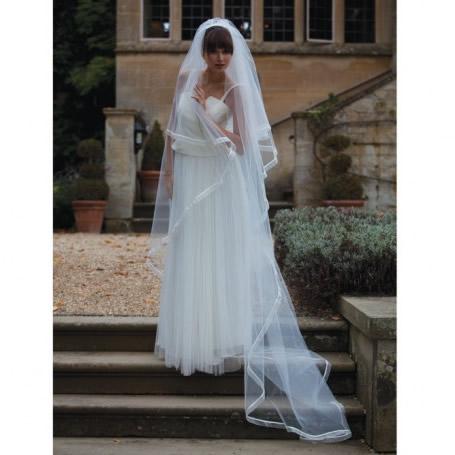 Joyce Jackson Tahiti Wedding Veil