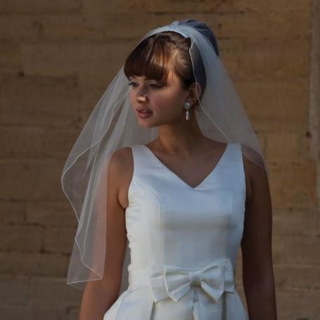 Joyce Jackson Timor Wedding Veil