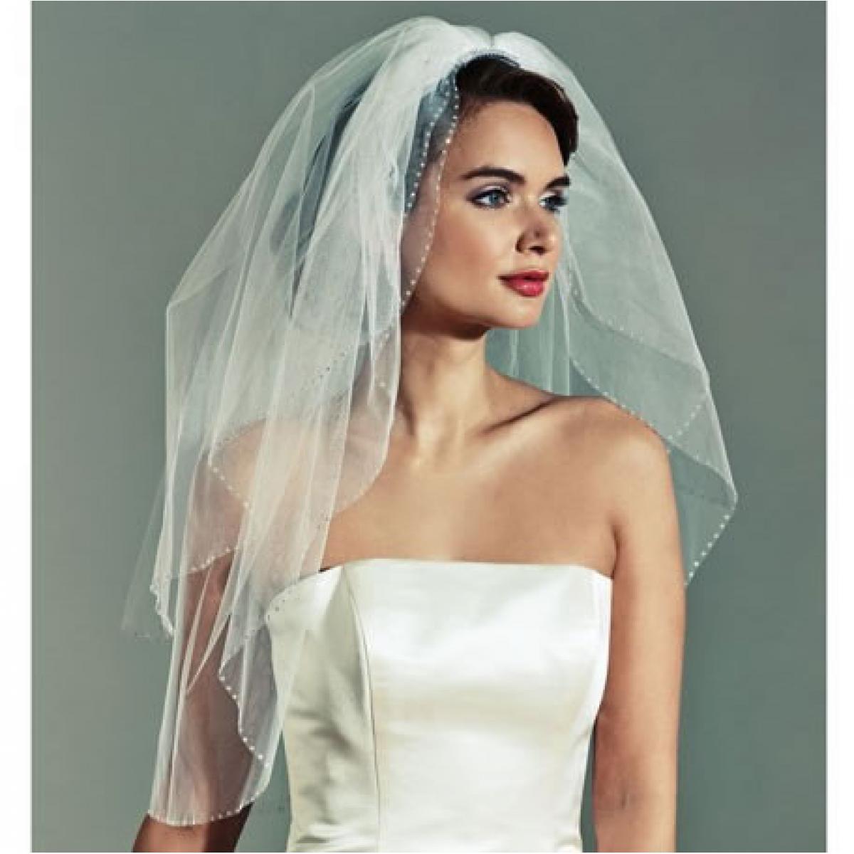 Joyce Jackson Tuscany Wedding Veil