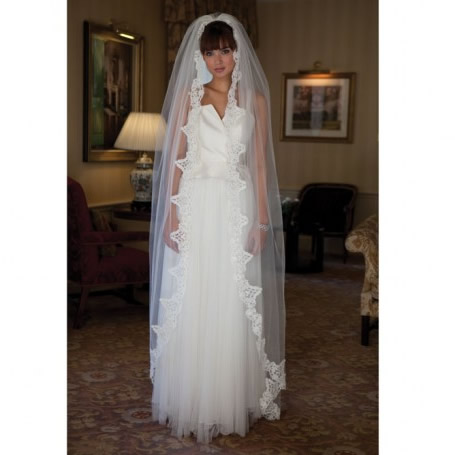 Joyce Jackson Vienna Wedding Veil