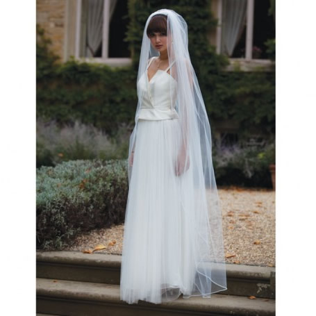 Joyce Jackson Zambia Wedding Veil