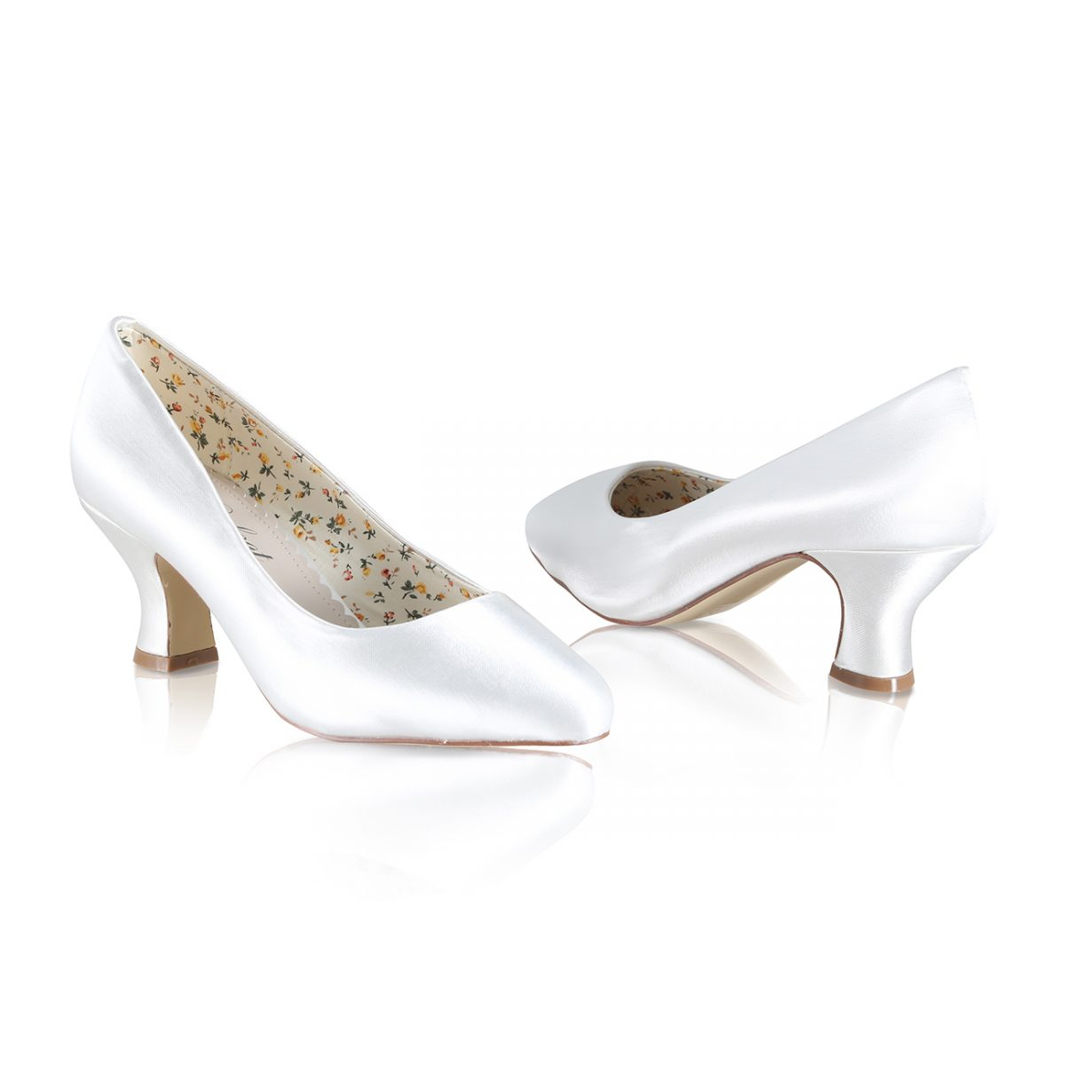 Perfect Bridal Mable Shoes - Satin