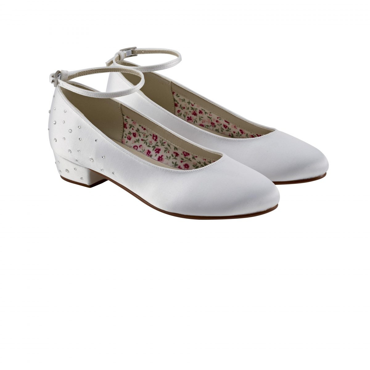 Rainbow Kids Maple Communion Shoes