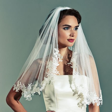 Joyce Jackson Marli Wedding Veil