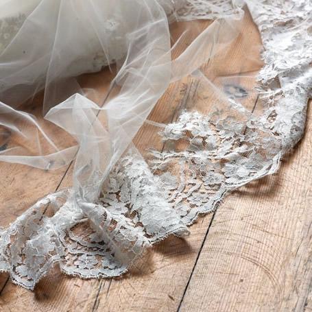 Joyce Jackson Monmouth Wedding Veil
