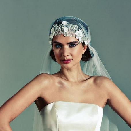 Joyce Jackson Nefyn Wedding Veil