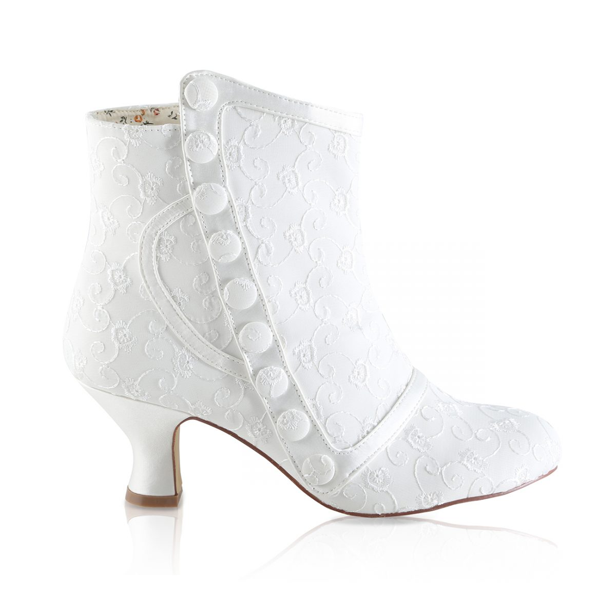 Perfect Bridal Nelly Boots