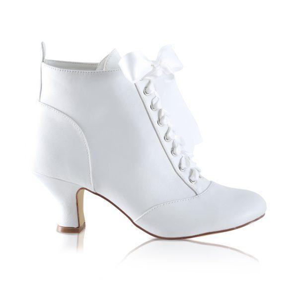 Perfect Bridal Norah Boots - Leatherette