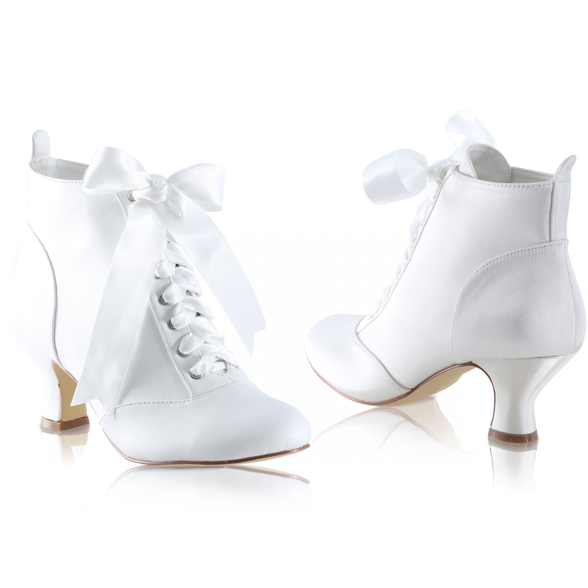 Perfect Bridal Norah Boots - Leatherette