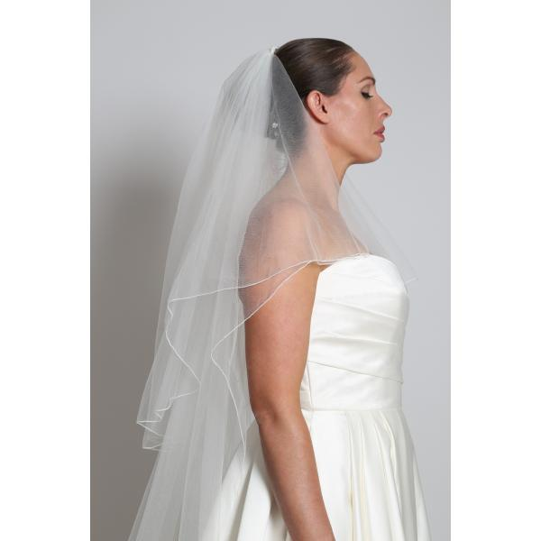 Perfect Bridal Veil Francesca