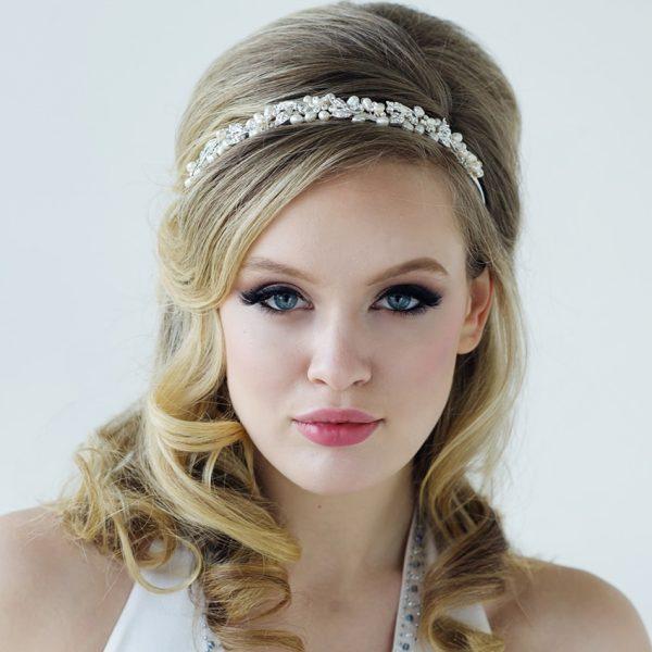 Pearlie Chic Vine Headband