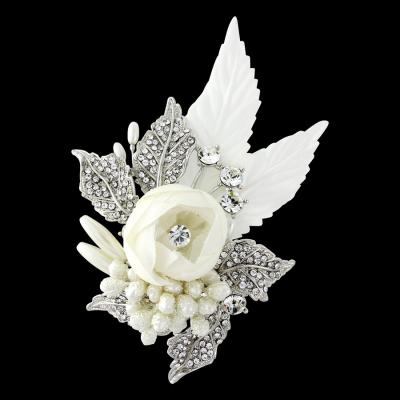 Elite Collection Hollywood Bride Crystal Headpiece