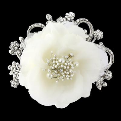 Elite Collection Vintage Flower Headpiece