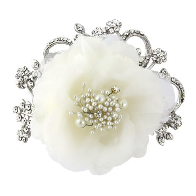 Elite Collection Vintage Flower Headpiece