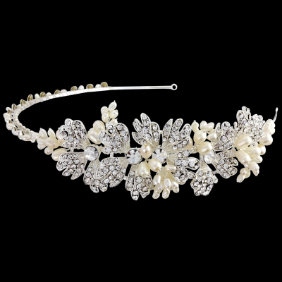 Sass B Evelyn Pearl Headband