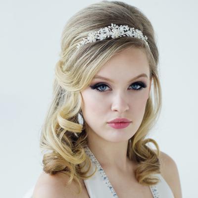 Sass B Bethany Crystal Luxe Tiara