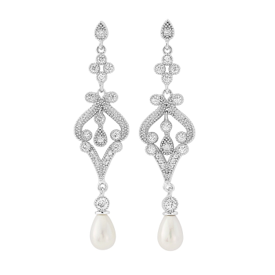 CZ Collection Enchanting Earrings