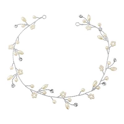 Sass B Pearl Romance Hairvine - Ivory