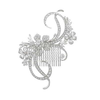Elite Collection Bejewelled Starlet Comb