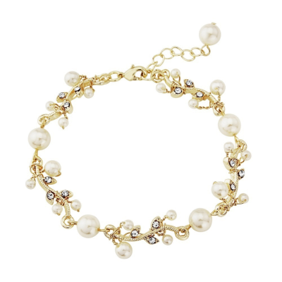 Sass B Collection Golden Starlet Bracelet