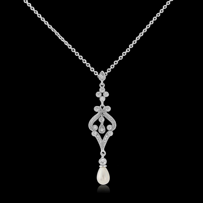 CZ Collection Enchanting Necklace
