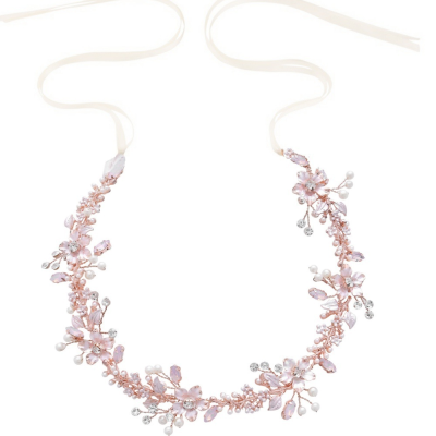 Athena Enchanting Blush Pink Vine