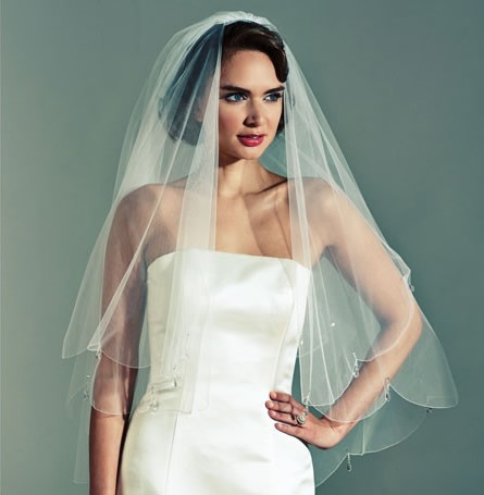 Joyce Jackson Ruthin Wedding Veil