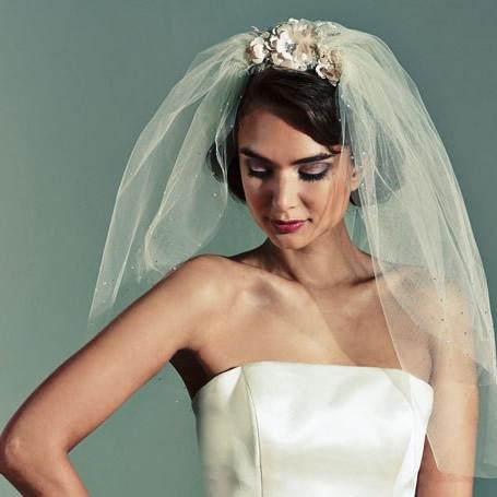 Joyce Jackson Sarn Wedding Veil