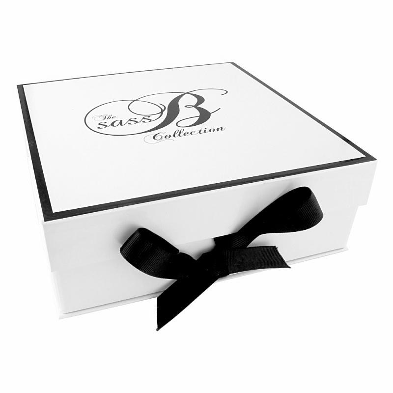 Sass B Collection Gatsby Glitz Bracelet - Rose Gold