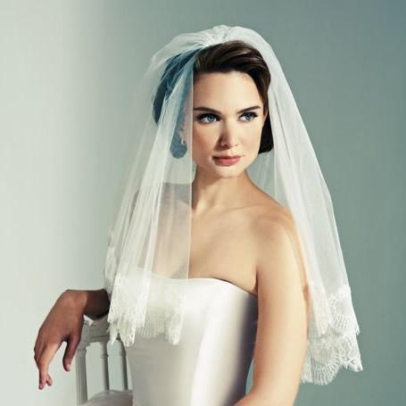 Joyce Jackson Skyros Wedding Veil