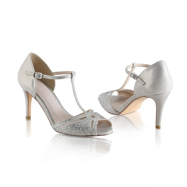 Perfect Bridal Strassa Shoes