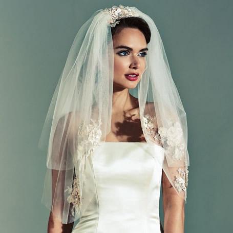 Joyce Jackson Tenby Wedding Veil