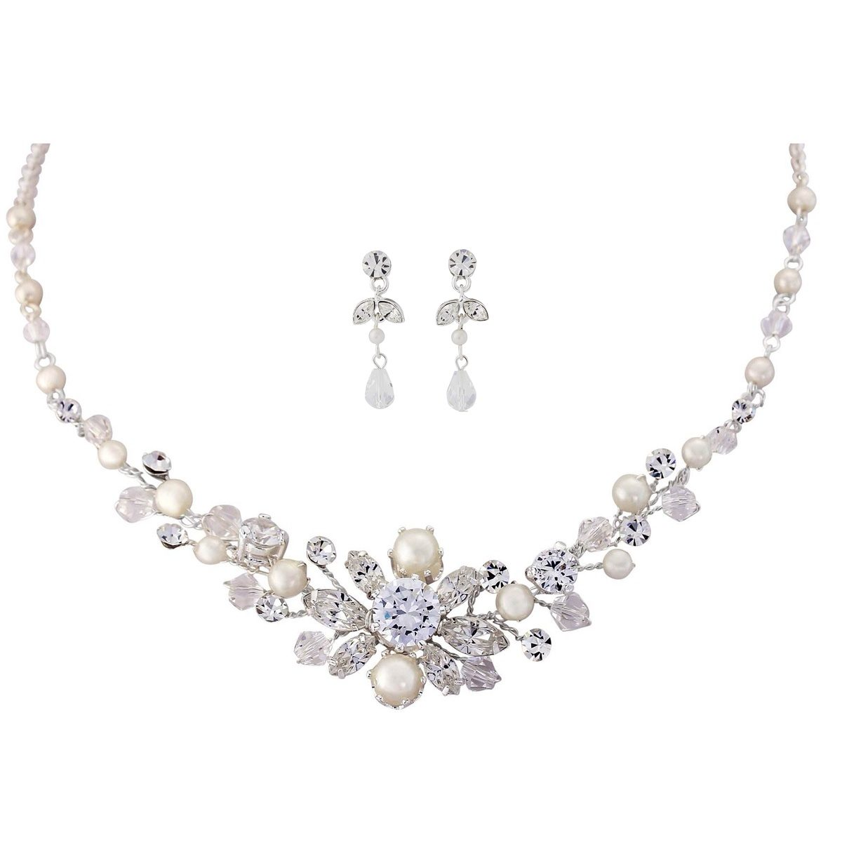 Timeless Pearl Necklace Set