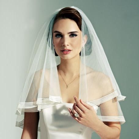 Joyce Jackson Torcello Wedding Veil