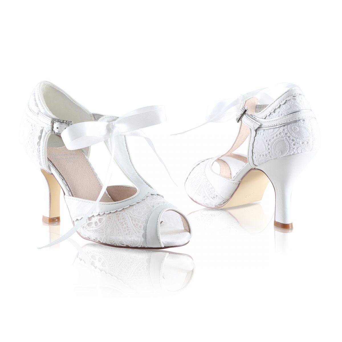 Perfect Bridal Veronica Shoes