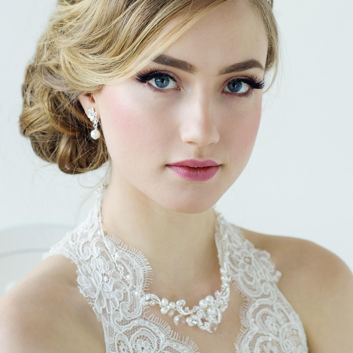 Vintage Dream Pearl Bridal Necklace Set
